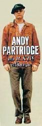 ANDY PARTRIDGE on 11 XTC albums