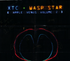 Chuck Bisson's autographed #\#i#/#Wasp Star#\#/i#/# promo poster
