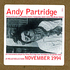 Andy Partridge single on Hello Records